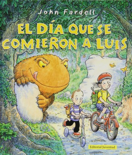9788426140098: El día que se comieron a Luis (Álbumes ilustrados)