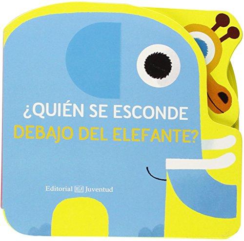 Qui?n se esconde deja del elefante? (Spanish: Albin Michel Jeunesse