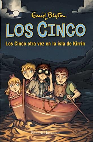 9788426142962: Los Cinco otra vez en la isla de Kirrin (Spanish Edition)