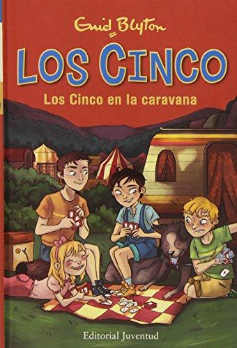 9788426142979: Los Cinco en la caravana