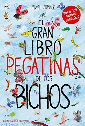 9788426144485: El gran libro de pegatinas de los bichos (Conocer y comprender)