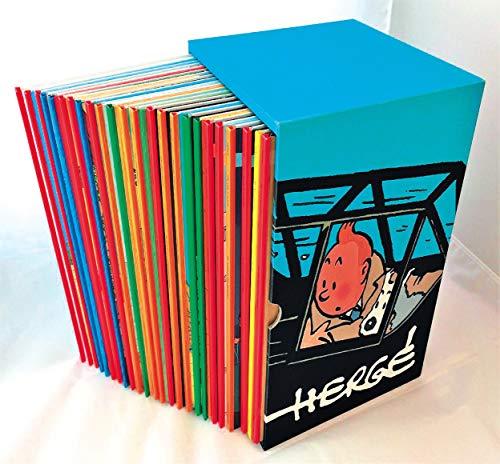 Cofre aniversario Tintín (Paperback): Herge