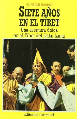 9788426155382: Siete anos en el Tibet / Seven years in Tibet (Spanish Edition)