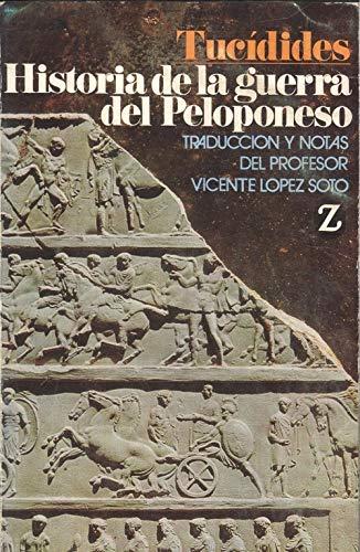 9788426156006: La guerra del Peloponeso