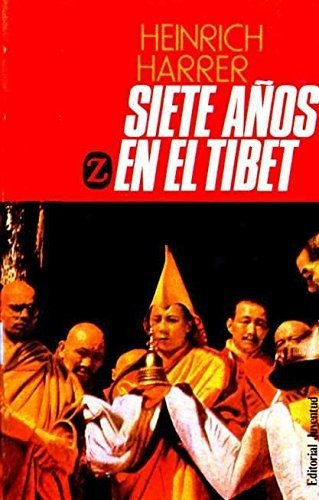 9788426157553: Siete años en el tibet