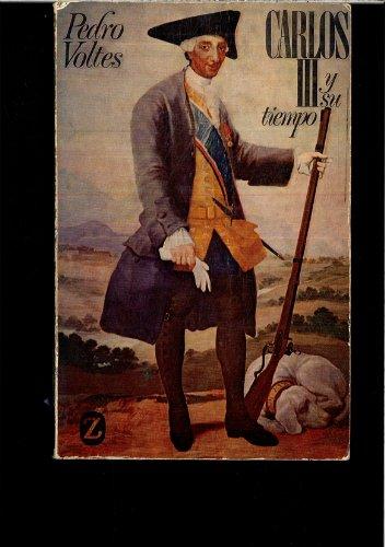 9788426157904: Carlos III y su tiempo (Colección Libros de bolsillo Z)