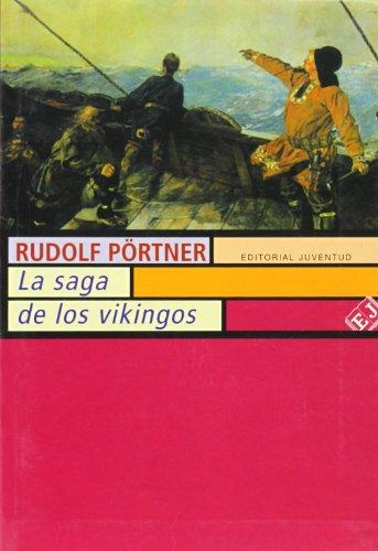 9788426158000: La Saga de Los Vikingos (Spanish Edition)