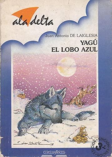 9788426314369: Yagu, el lobo azul