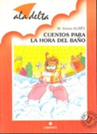 9788426316844: Cuentos Para La Hora Del Baño (Ala Delta Roja)