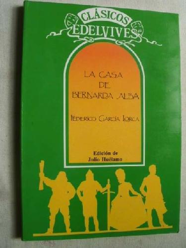 9788426318442: Casa de bernarda Alba, la: