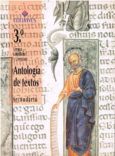 9788426330536: Lengua castellana y literatura, 3 eso. antologia de textos