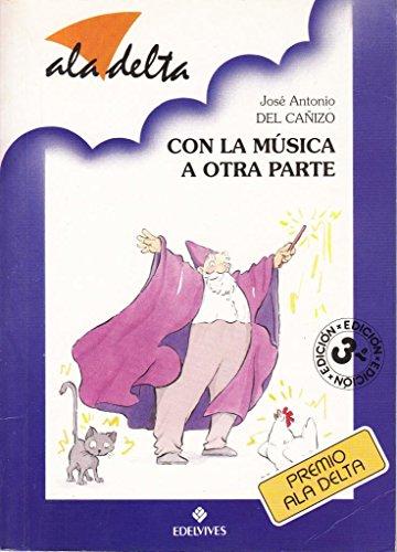 Con la música a otra parte: José Antonio del