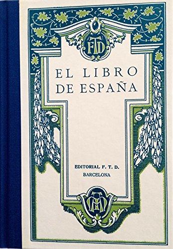 9788426340306: El libro de España. facsimil