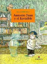 9788426341853: Antonio Juan y el Invisible
