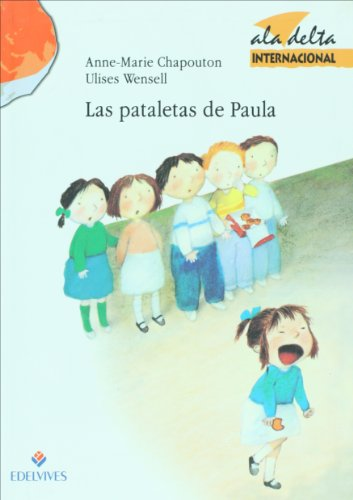 9788426347336: Las pataletas de Paula (Ala Delta (Serie Roja))