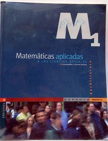 9788426347688: Matematicas aplicadas a las Ciencias Sociales