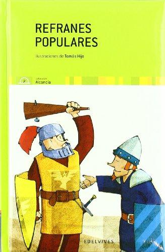 Refranes populares (Alcancia) (Spanish Edition): Varios Autores
