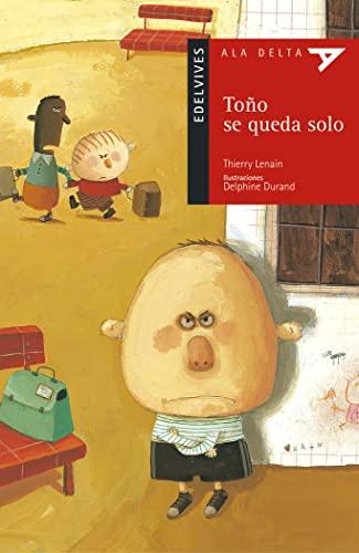 9788426348517: Tono se queda solo/ Tono stays alone (Spanish Edition)