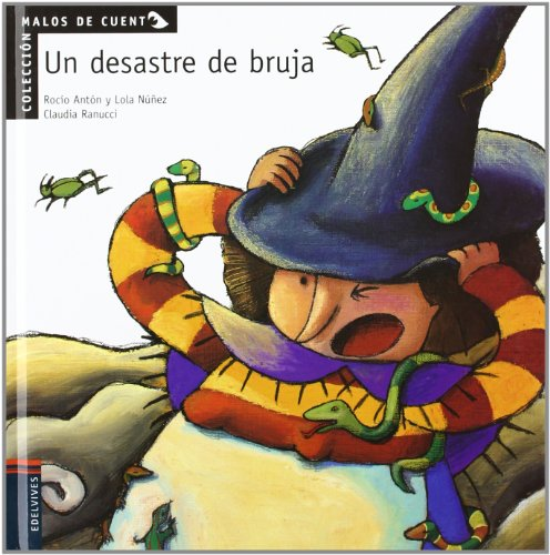 9788426349149: Un desastre de bruja (Spanish Edition)