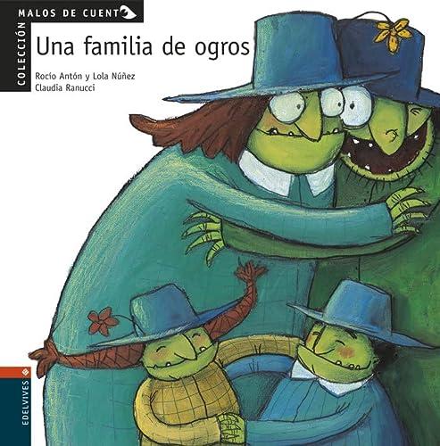 9788426349163: Una familia de ogros (Spanish Edition)