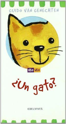 9788426350954: Un gato?/ A Cat? (Veo, Veo/ I Spy) (Spanish Edition)