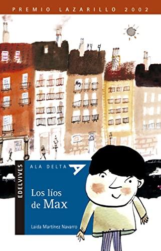 9788426351098: Los líos de Max: 24 (Ala Delta - Serie azul)