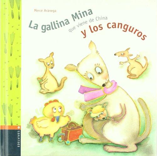 9788426351609: La gallina Mina y los canguros