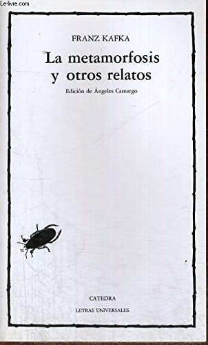 9788426352484: La metamorfosis y otros relatos/ The Metamorphosis and Other Stories (Clasicos Juveniles) (Spanish Edition)