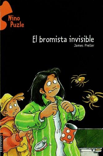 9788426352712: El bromista invisible (Nino Puzle / Jigsaw Jones Mystery) (Spanish Edition)