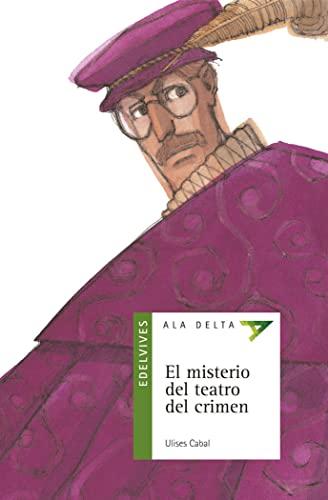9788426352880: Misterio Del Teatro Del Crimen,El