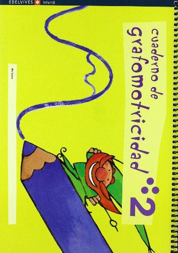 9788426352927: Cuaderno de grafomotricidad, nivel 2