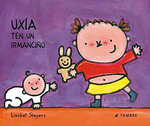 9788426354914: Uxia ten un irmanciño