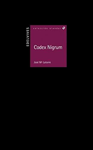 9788426355003: Codex Nigrum: 51 (Alandar)