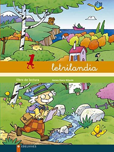 9788426355836: Letrilandia Libro de lectura 1 - 9788426355836