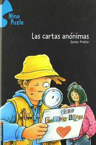 9788426356475: Las cartas anonimas (Nino Puzle) (Spanish Edition)