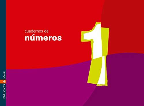 9788426358141: Cuaderno 1 de numeros (Infantil)