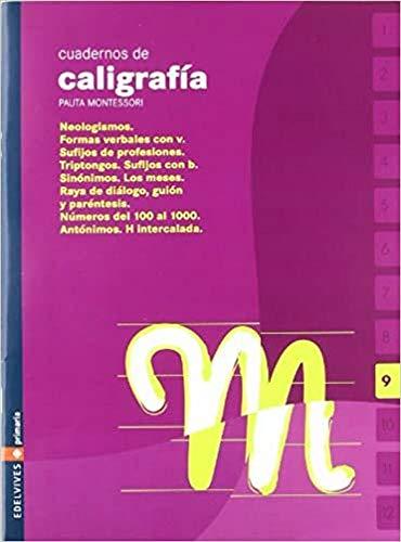 9788426358417: Lengua, Educación Primaria, 3 ciclo, (pauta Montessori). Cuaderno de caligrafía 9