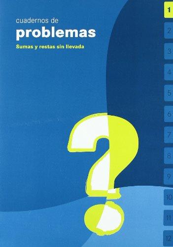 9788426358738: Cuadernos de problemas 1 Primaria (Sumas y restas sin llevada) - 9788426358738