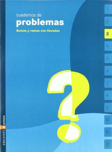 9788426358752: Problemas 3, Educación Primaria. Cuaderno