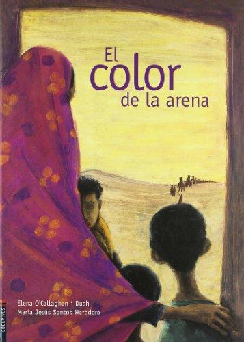 9788426359216: El color de la arena