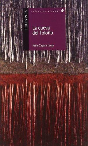 9788426359568: La cueva del Tolono / The Tolono's Cave (Alandar) (Spanish Edition)