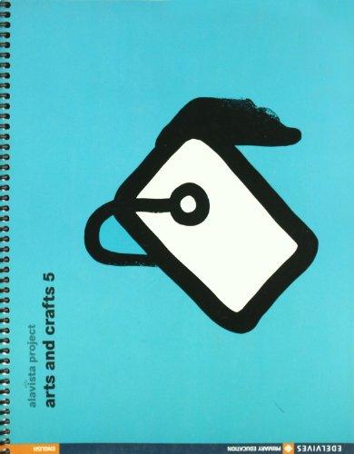 9788426360359: Alavista Project, arts and crafts, 5 Educación Primaria