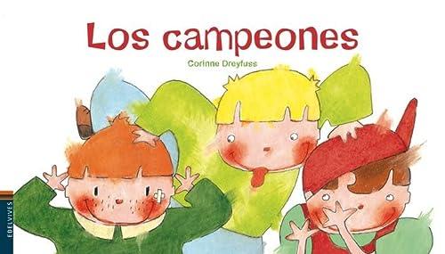 Los campeones (Luciérnaga): Corinne Dreyfuss