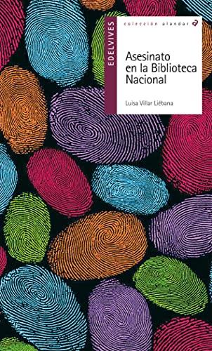 Asesinato en la Biblioteca Nacional - Luisa Villar Liébana