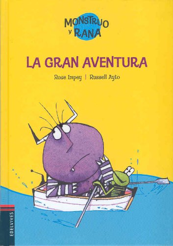 La Gran Aventura/ The Great Adventure (Spanish: Impey, Rose