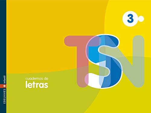 9788426362452: Cuaderno De Letras 3