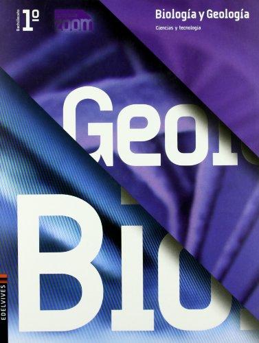 9788426363138: Biologia y Geología 1º Bachillerato (Zoom) - 9788426363138