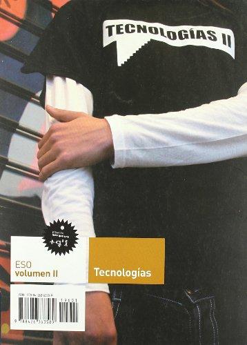 9788426363589: Tecnología II ESO (+Q¿1)