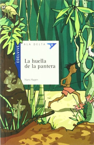 La huella de la pantera/ The Footprint of the Panther (Ala Delta: Azul/ Hang Gliding: ...