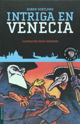 9788426364852: Intriga en Venecia (Los investigadores del arte)